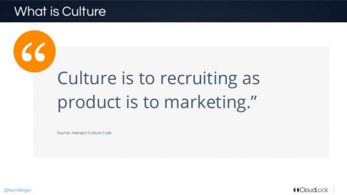 Organizational Culture quote 1